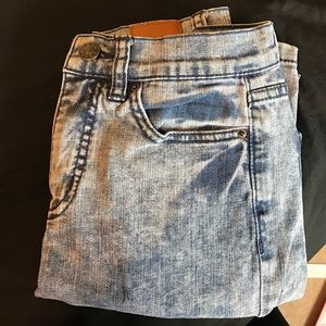 High rise urban outfitters jeans