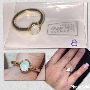 Jessica Elliot Jewelry - Swarovski jessica elliot  ring