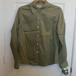 Jones New York Tops - Jones New York Button Down Shirt Size 8