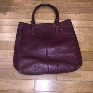 J Crew Leather Bag