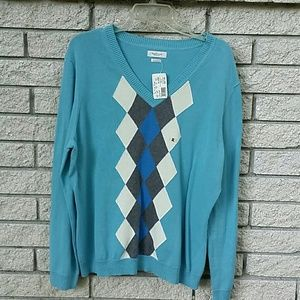 VAN HEUSEN WOMAN SWEATER XL NWT