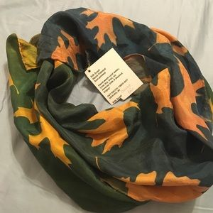 Accessories - Hand Painted Silk Scarf