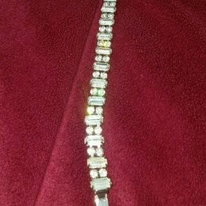 Weise Jewelry - Weiss rhinestone bracelet