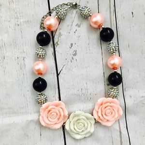 Other - Girls statement necklace, girls necklace,