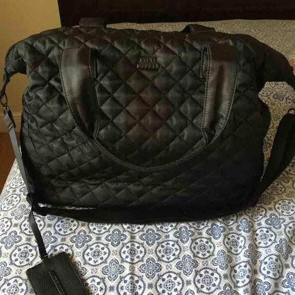 Steve Madden Bags Quilted Weekender Bag Poshmark