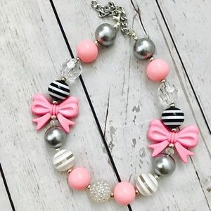 Other - Girls chunky statement necklace, girls accessories