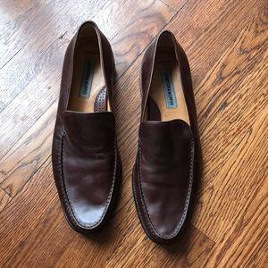 Johnston & Murphy Other - Leather Johnston & Murphy Slip-On