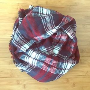 Nordstrom Accessories - B.P. Nordstrom Plaid Infinity Scarf