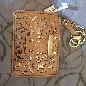 Aldo's Key chain/money or card holder