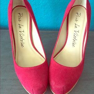 Pour la Victoire Shoes - Pour La Victoire Irina Platform
