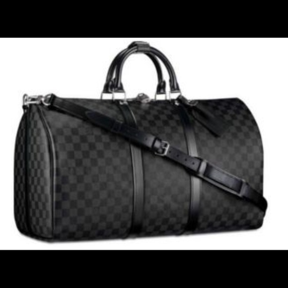 3f03b094f814 Women s Men s Louis Vuitton Lv Duffle bag Handbag