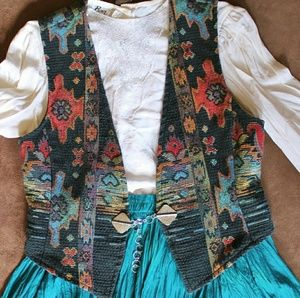 Roughrider Tapestry Vest