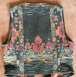 Roughrider Jackets & Coats - Roughrider Tapestry Vest