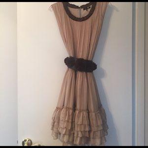 RYU Ruffle Dress