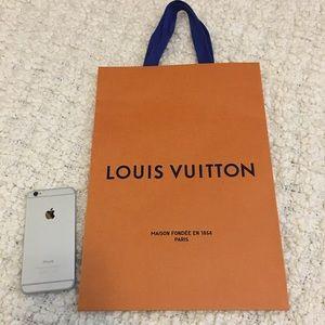 Authentic Louis Shopping bag