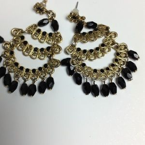 Beautiful Spanish Vintage Earrings