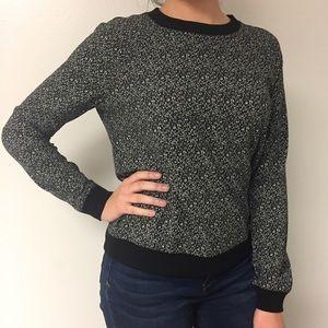 Lou & Grey Printed Sweater