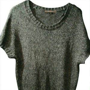 Fever London Sweaters - Short sleeve metallic sweater