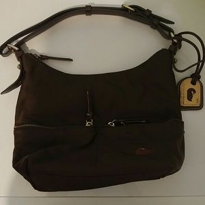 Dooney & Bourke Handbags - Dooney and Burke Bag w/Adjustable Strap