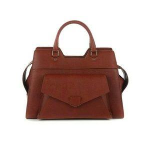 Proenza Schouler Handbags - Proenza Schouler  Ps13 Small Red Leather Satchel
