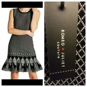 Romeo & Juliet Couture Dresses & Skirts - Romeo and Juliet Couture  sleeveless knit dress