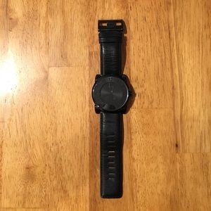 Vestal Other - Vestal Matte Black Watch ⌚️