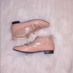 Topshop Shoes - Topshop bow flats