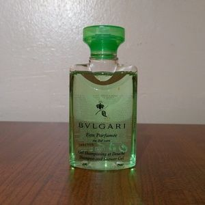 Bulgari Other - Bvlgari Green Tea Travel Set (5 Piece) NWOT