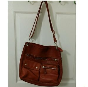 Fossil Handbags - Fossil Leather Crossbody