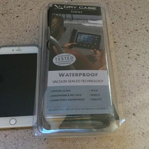 Brand new dry case for iPad, tablet or phone