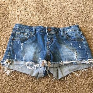 ZCO Pants - Jean Shorts