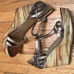 BC Footwear Shoes - 🆕 BC Footwear Women's I Got It Wedge Sandal 8.5M