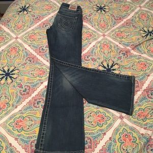 """Big Star """"Casey"""" flare jeans"""