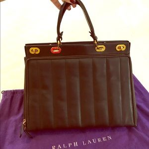 Ralph Lauren Purple Label Handbags - Ralph Lauren purple label