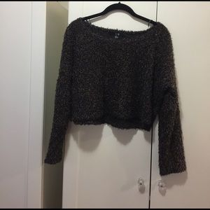 Forever 21 Cropped Sweater