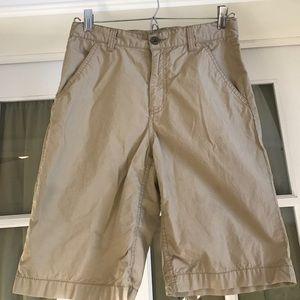 Old Navy Other - Old Navy Lightweight Khaki Shorts