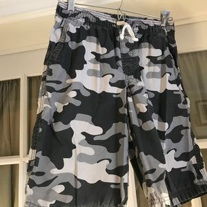 Gymboree Other - Crazy 8 pull on shorts