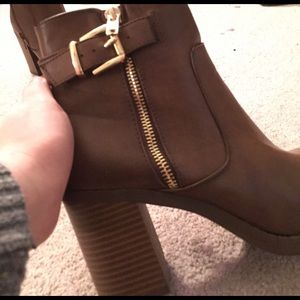 Shoes - Last call: NEVER WORN!!!! Booties