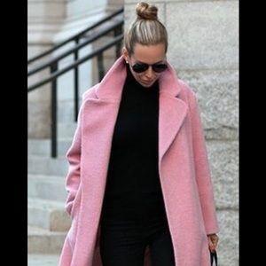 Bubblegum coat