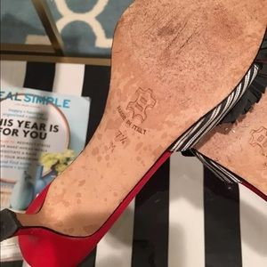 Isaac Mizrahi Shoes - Isaac made in Italy kitten heels 7.5