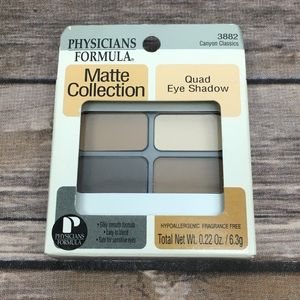 Physicians Formula Other - Physicians Formula Matte Collection Quad Eyeshadow