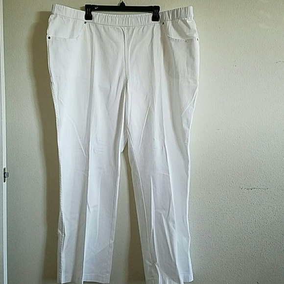 52e4e2d0c57bd New(JMS)Just My Size Plus Women s Pants 4X