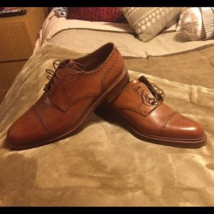 Santoni Other - Men's Santoni Good Year shoe. WORN ONCE. Size 10.5