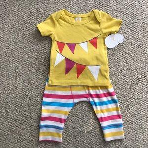 Stem Baby Other - Stem Baby Two Piece Set