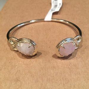 Kendra Scott Jewelry - Kendra Scott Andy gold and pink bracelet