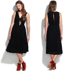 Madewell Dresses & Skirts - Madewell Broadway & Broome Dusklight Velvet Dress