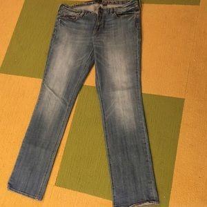 JCrew 33R stretch jeans