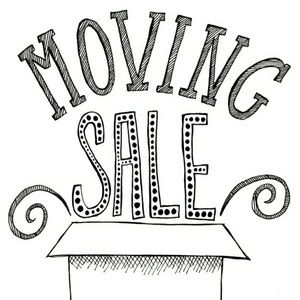 Moving sale!!