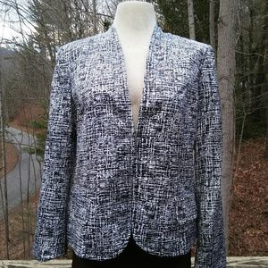 Jones New York Jackets & Blazers - NWT JONES NY Silk Blazer