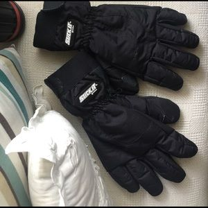 Men's snowboarding gloves
